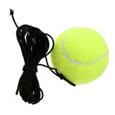 Durable Tennis Ball with String for Single Trainer Practice Training Tool