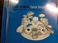 Back to Mine - Talvin Singh 5029418023086 CD