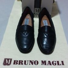 New Bruno Magli Babby 7 M black (1020)