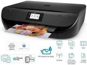 HP Envy 4520/4524/4527 WiFi All-in-One Smartphone Inkjet Photo Printer, NO INKS