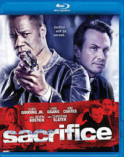 Sacrifice (Blu-ray Disc, 2011, Canadian)***NEW**