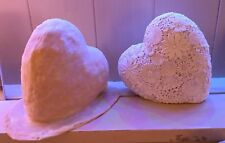 Latex Mould for making this beautiful embossed heart