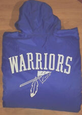 Warriors Blue Jacket - One Size Fits All - Player Football Jacket - WHS Logo