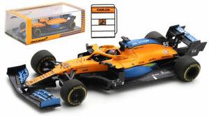 Spark S6481 McLaren MCL35 #55 2nd Italian GP 2020 - Carlos Sainz Jr. 1/43 Scale