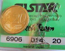 1 CONF. DA 20 AMI SILSTAR S. 6906  N°14  MADE IN JAPAN OFFERTA PESCA   TS44