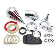 Chrome Air Cleaner Kits For 2008-2012 Harley Dyna Electra Glide Flhx Road King