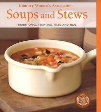 CWA Soups and Stews by The Country Women's Association (Paperback, 2009)