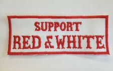 Hells Angels Support RED & WHITE Aufnäher Patch Big Red Machine 81 Support
