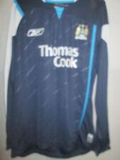Manchester City 2005-06 no17 Away Football Shirt jersey soccer Size Medium /6395