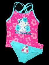 Hello Charmmy Kitty Badeanzug Tankini Bikini Hello Kitty Gr. 92 - 152
