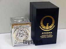 metal Saint Seiya Pandora Box ATHENA Perfect Version with Box exclusive  #myth