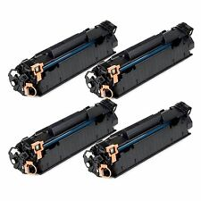4 Pack 128 Toner Cartridge For Canon Imageclass MF4412 MF4420n MF4450 MF4550
