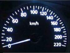 Holden Jackaroo 1998-2008 White LED  Dash Instrument Cluster Light Kit