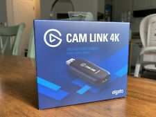 Elgato Cam Link Compact HDMI Capture Device for Live Streaming and Recording