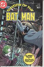 BATMAN SHADOW OF THE  BAT   N°  4   Albo in Americano  (COVER B)