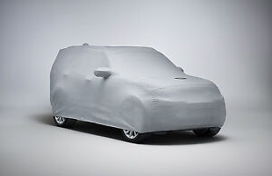 The All-New Land Rover Discovery 5 - All-Weather Car Cover - VPLRP0278