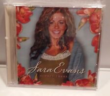 SEALED SARA EVANS - Always There  (CD, 2006, Hallmark)  Hallmark Special Edition