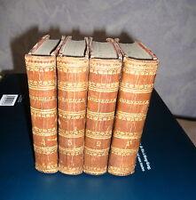 Chefs-D'Oeuvre De Pierre Corneille. Complet 4 Tomes. L. De Bure 1824 Littérature