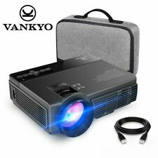VANKYO Leisure 3 LED Portable Projector 2400 Lux 1920*1080 HDMI w/ Bag-Free Ship