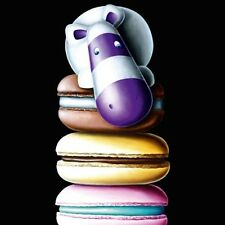 PETER SMITH ART WASHINGTON GREEN CARD: I'M MACAROONED 2 NEW IN CELLO POST DAILY