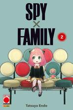 SPY X FAMILY N. 2 PANINI COMICS MANGA PLANET MANGA NUOVO