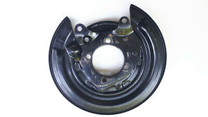 Rear Right Brake Disc Dust Cover Plate for Toyota Corolla E12 (2001-2007)
