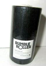 Rumble Roller Basic Firm Self Myofascial Release Foam Roller            DCA