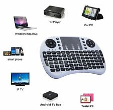 Wireless Mini Keypoard Rii i8 Air Mouse Keypad Remote Control Android Tv Box