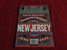 Sports illustrated  Magazine 27/12/99  50 Greatest  NEW JERSEY  Sports Figures