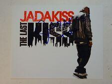 Autographed JADAKISS Signed 8x10 Photo American Rapper / Hip Hop