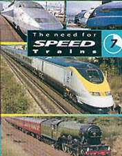 Maynard, C, Trains (Need For Speed), Very Good Book