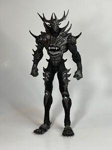 Fewture Devil Man Action Figure Devilman Zann Second Series Limited Black FA-A06