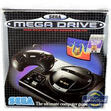 1 x Sega Mega Drive Console Box Protector (2nd Style) 0.5mm Plastic Display Case
