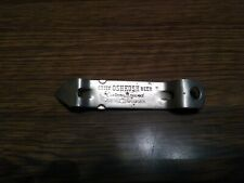 CHIEF OSHKOSH BEER BOTTLE / CAN OPENER VINTAGE OSHKOSH WI BREWERIANA