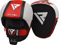 RDX Handpratzen Focus Pad Boxtraining Kampfsport Pratze Thai Kick Boxen Pratzen