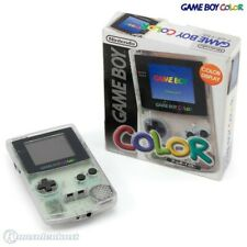 Nintendo GameBoy Color - Konsole #Clear JAP mit OVP
