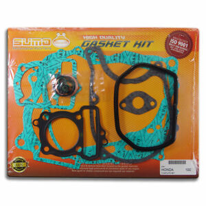 Honda Complete Engine Gasket Kit Set XR 100 R [1992-2004] CRF 100 F [2004-2013]