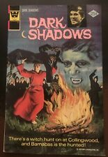 Dark Shadows # 30 Gold Key 1974 Barnabas Collins - Jonathan Frid - Painted Cover