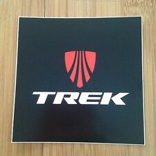 TREK Bicycle Cycling Sticker Decal - square