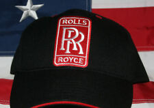 ROLLS ROYCE HAT CAP SOLO PILOT AIRPLANE CREW CHIEF CO-PILOT PIN UP CREW GIFT
