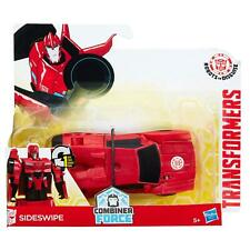 Transformers Robots In Disguise Combiner Force One-Step Changer SIDESWIPE