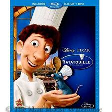 Disney Paris Parisian Rat Chef Ratatouille Family Foodie Comedy on Blu-ray & DVD