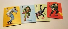 1965 GIJOE G I JOE complete 45-card game whitman publish hassenfeld bros., inc.