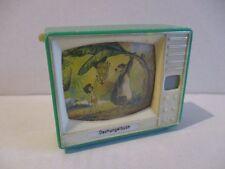 Plastiskop Mini TV Fernseher Gucki Bildbetrachter DSCHUNGELBUCH 70er 80er