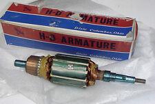 New 1965-1969 Panhead, Shovelhead Generator Armature 12 Volt Japan 30851-65A (B)