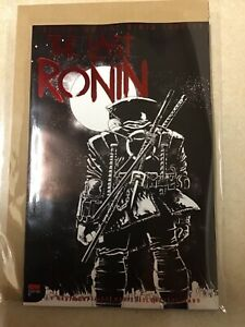 TMNT THE LAST RONIN # 1 FOIL RETAILER THANK YOU VARIANT FIRST PRINT IDW COMICS