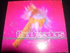 The Breeders Divine Hammer (Shock) Australian Digipak CD Single