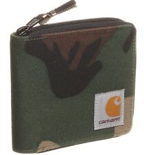 Carhartt WIP Basic Wallet, Camo Green