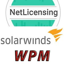 Solarwinds Web Performance Monitor License,  Perpetual/Full Feature License