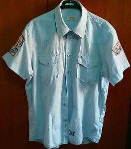 Jack & Jones  Vintage Camicia da uomo maniche corte - tg. L